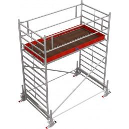 Rusztowanie Krause Świdnica przejezdne  STABILO 500 podest 1,5 x 3,0m - 4,4m - 755438P