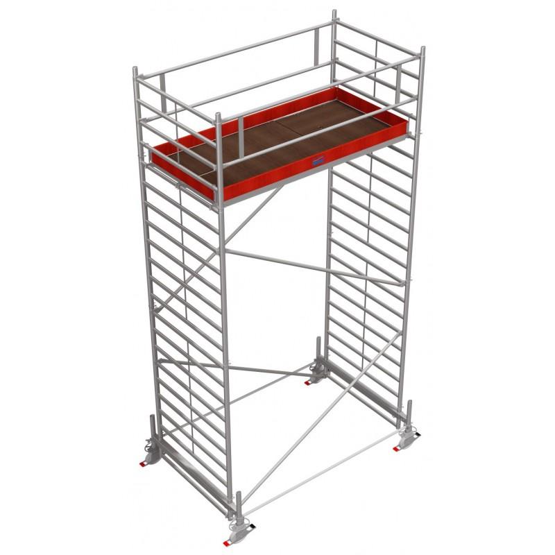 Rusztowanie Krause Świdnica przejezdne  STABILO 500 podest 1,5 x 3,0m - 6,4m - 755667P