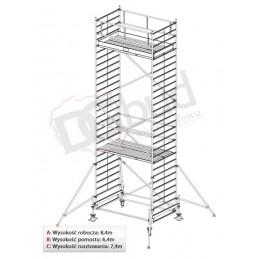 Rusztowanie przejezdne |  Producent Krause Świdnica STABILO 500  - 8,4m