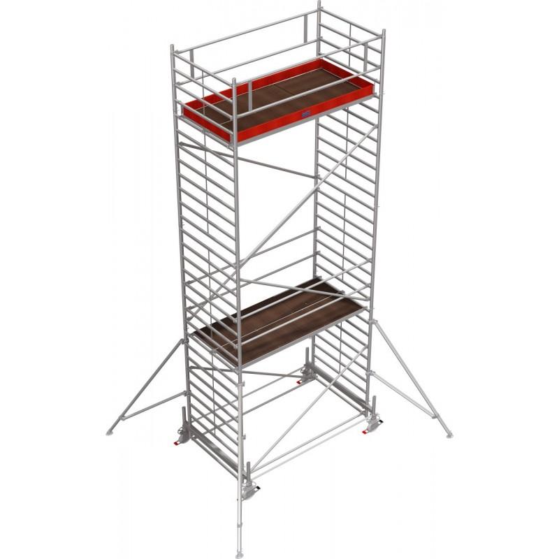 Rusztowanie przejezdne |  Producent Krause Świdnica STABILO 500 podest 1,5 x 3,0m - 8,4m - 755865P