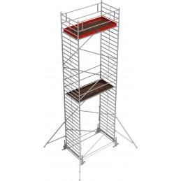 Rusztowanie przejezdne |  Producent Krause Świdnica STABILO 500 podest 1,5 x 3,0m - 10,4m - 755063P