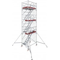 Rusztowanie schodnia aluminiowa na kółkach Stabilo 5500 Krause